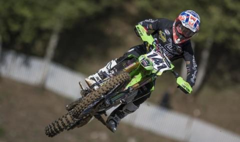 Nieuwsbericht: Maxime Desprey scoort in Franse modder
