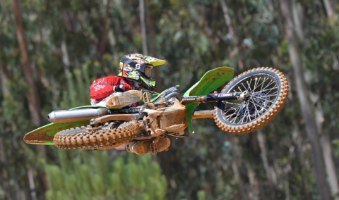 Nieuwsbericht: Maxime Desprey scoort goed in de MXGP van Portugal
