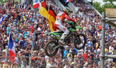 Nieuwsbericht: Maxime Desprey scoort goed in de Franse Grand Prix