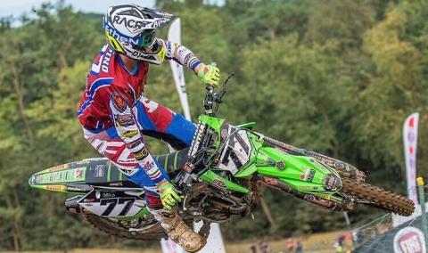 Nieuwsbericht: Alessandro Lupino Italiaans Kampioen MX1