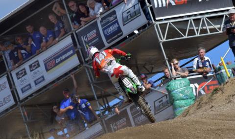 Nieuwsbericht: Maxime Desprey scoort twee punten in moeilijke Grand Prix van Tsjechië