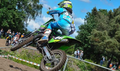 Nieuwsbericht: Goede resultaten voor Maxime Desprey en Marcel Conijn in Frankrijk en Mill