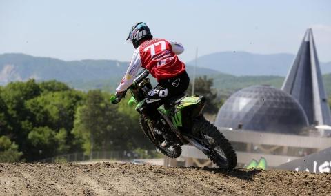 Nieuwsbericht: Alessandro Lupino in de top tien in Grand Prix van Rusland