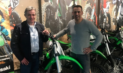 Nieuwsbericht: Marc Velkeneers versterkt Team Gebben Van Venrooy