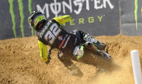 Nieuwsbericht: Extreme hitte zorgt voor tegenslag voor het Gebben van Venrooy Kawasaki team in GP van Lombardije