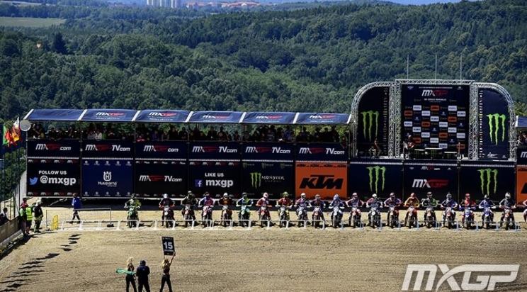 MXGP of Czech Republic